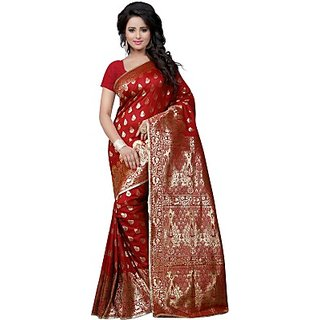 Style U Self Design Banarasi Art Silk Sari