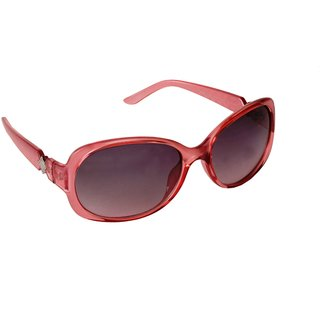 Stoln Women Red Oval  Sunglasses -X28804-C23
