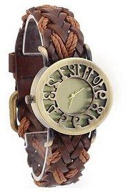 Brown Dori watch.(Special)