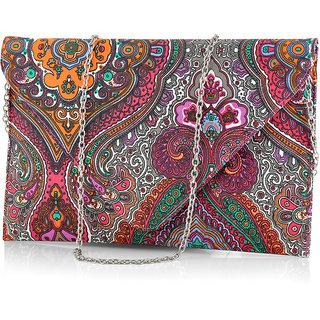 Stoln Women Multi Clutch Bag-6336-1