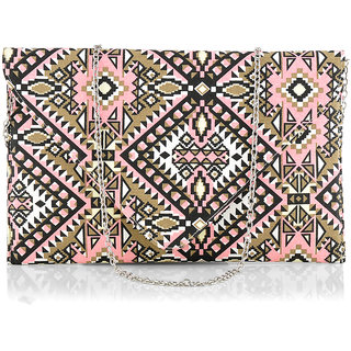 Stoln Women Multi Clutch Bag-6336-2