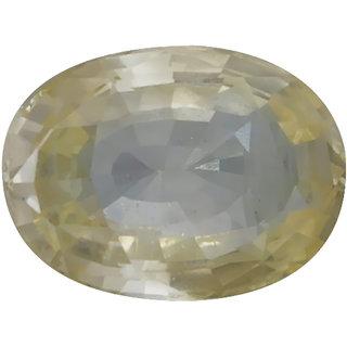 jaipur gemstone 8.00  ratti yellow  sapphire certified stone-pukhraj,pokhraj