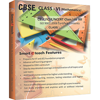 CBSE 6 Science, Maths, GK, Social Studies  Computer Animated Video Lessons DVD