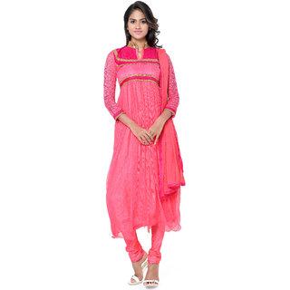 Thankar Fabulous Latest Designer Red Hot Anarkali Suits