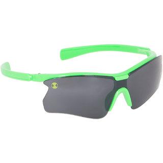 Stoln Ben 10-Kids Green  Black Sport Sunglass-121-122-4-2