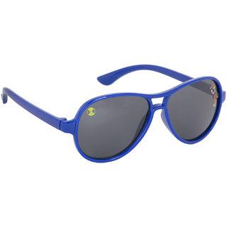 Stoln Ben 10-Kids Blue  Black Aviator Sunglass-121-122-8-1