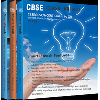 CBSE 8 Science, Maths, GK, Social Studies  Computer Animated Video Lessons DVD