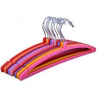 Multicolor Plastics 12 Pieces Hanger