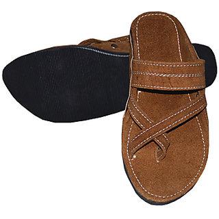 kolhapuri sweet leather slipper-1116