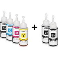 epson l100/l200/l220 original ink,special offer,get 2 pcs black bottles free