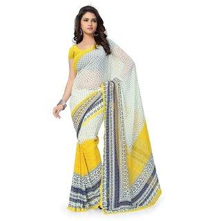 Tilakam Sarees  Womens Chiffon Saree