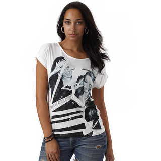 Desinvolt N2  Printed Womens Top