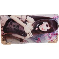 Shop To Shop Womens PU Clutch Cum Wallet Multicolor (cl - 92110091