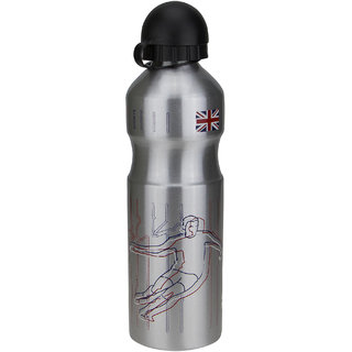Avenue Silver 750Ml Sporty Look Bottle Pack Of 1