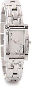 Titan 9716SM01 Raga Analog Watch  - For Women