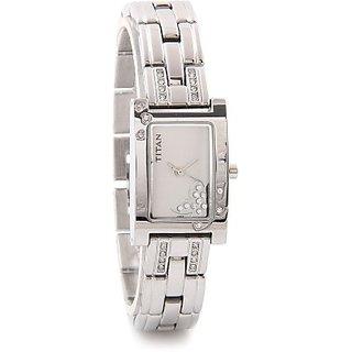 Titan 9716SM01 Raga Analog Watch