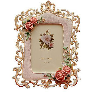 Decorative Ceramic Multicolor PhotoFrame