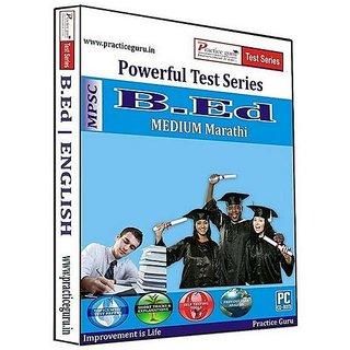 Practice Guru CD - B.Ed - Test Series ( Marathi )