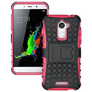 Heartly Flip Kick Stand Spider Hard Dual Rugged Shock Proof Tough Hybrid Armor Bumper Back Case Cover For Coolpad Note 3
