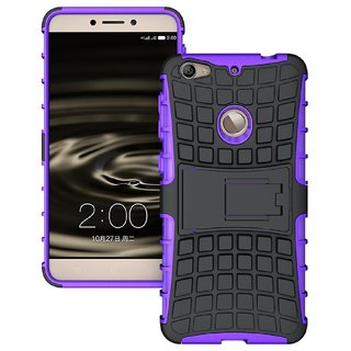 Heartly Tough Hybrid Kick Stand Hard Dual Shock Proof Rugged Armor Bumper Back Case Cover For