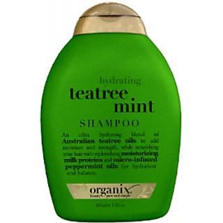 Organix Org Tea Tree Mint Shampoo(385 ml)