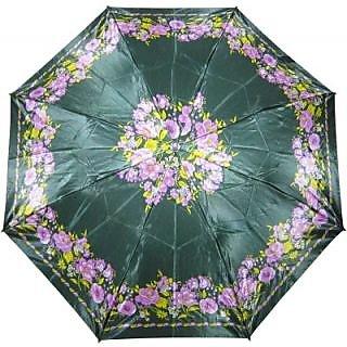 Fendo Floral Multicolor 2-Fold Umbrella