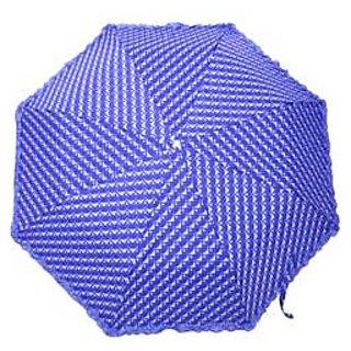 Fendo Auto Open 3 Fold nylon Fabric Umbrella