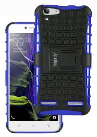 Heartly Flip Kick Stand Spider Hard Dual Rugged Shock Proof Tough Hybrid Armor Bumper Back Case Cover For Lenovo Vibe K5