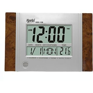 Ajanta Digital Wall Clock