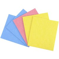 Sponge Swipe Five PCS Pack Colour May Very