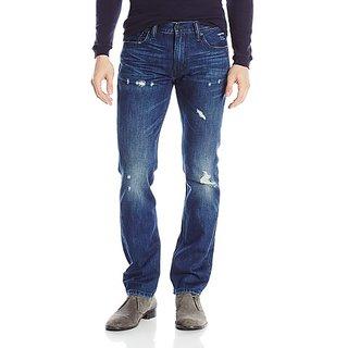 Mens Blue Jeans Pents