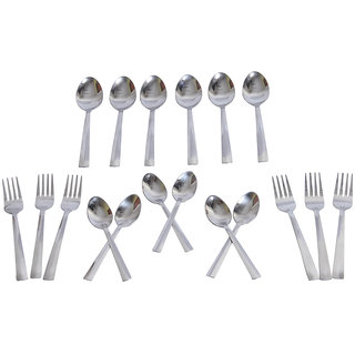 Czar Sleek 18 Pcs Cutlery Set