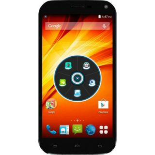 Panasonic P41 Smart Android Mobile Phone In  Black Colour