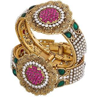 Penny Jewels Elegant Designer Adjustable Kada