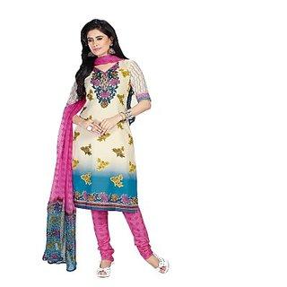 Porwal Bros Cotton Printed Salwar Suit Dupatta Material  FABEFPWKYZBEUAGE