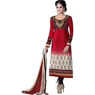 Porwal Bros Cotton Self Design Salwar Suit Dupatta Material  FABEYRP3VFVWBZAF