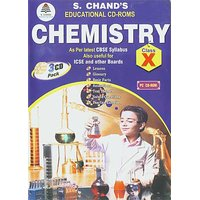CLASS 10 - S CHAND  CHEMISTRY (3 CDs)