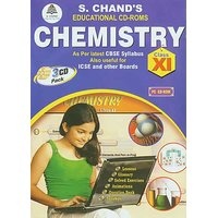 CLASS 11 - S CHAND  CHEMISTRY (3 CDs)