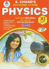 CLASS 11 - S CHAND  PHYSICS (3 CDs)