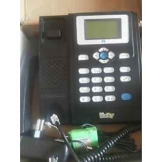 Cdma Fixed Wireless Landline Phone Zte Classic 2208 Walky Phone SET OF 2 PACK