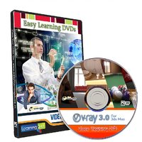 V-Ray 3.0 For 3Ds Max Video Training Tutorial Dvd