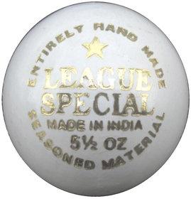 Ceela - League Special Cricket Ball (White)