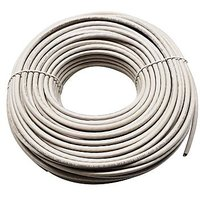 SAMPIX CCTV WIRE COPPER COAXIAL CABLE  - 90 METER