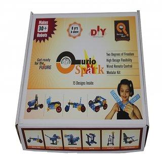 Qurio Spark Modular DIY Robotic Kit