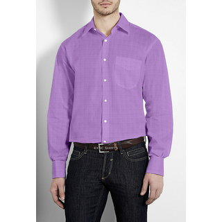Cotton Mix Mens Shirts