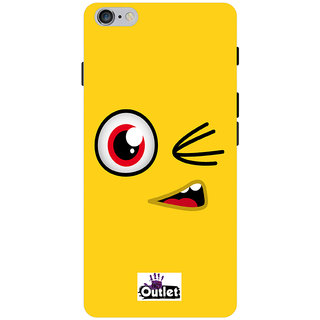 HI5OUTLET Premium Quality Printed Back Case Cover For Apple iPhone 6/6S/6G (4.7) Design 101