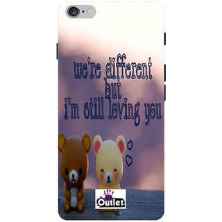 HI5OUTLET Premium Quality Printed Back Case Cover For Apple iPhone 4S/4G Design 5