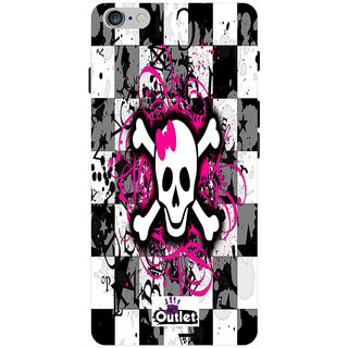 HI5OUTLET Premium Quality Printed Back Case Cover For Apple iPhone 5/5S/5G Design 139