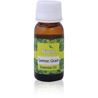 Niara Wellness Pure Lemongrass Essential Oil(30 ml)