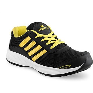 FASTX Yellow Running Shoes